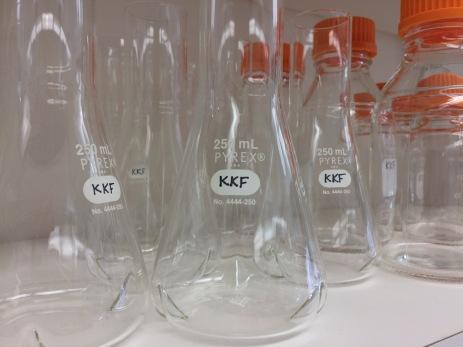 Frederick lab glassware