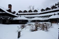 Frederick Lab at NMR Winter School in Stowe, VT. Jan. 2018