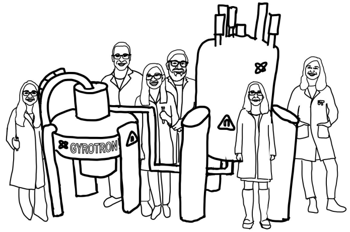 Science Saturday Frederick lab coloring book page